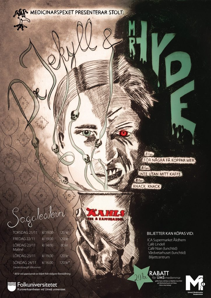 2013 Dr Jekyll & Mr Hyde